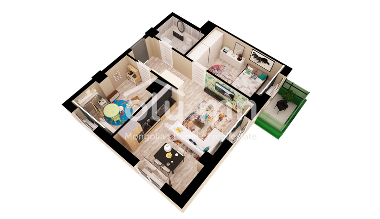 ID 439, Khoroo 27 байршилд for sale зарын residential Apartment төсөл 1