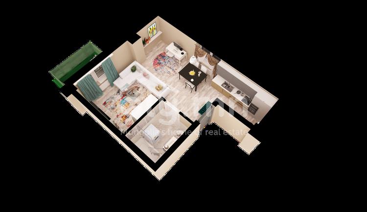 ID 437, Khoroo 27 байршилд for sale зарын residential Apartment төсөл 1