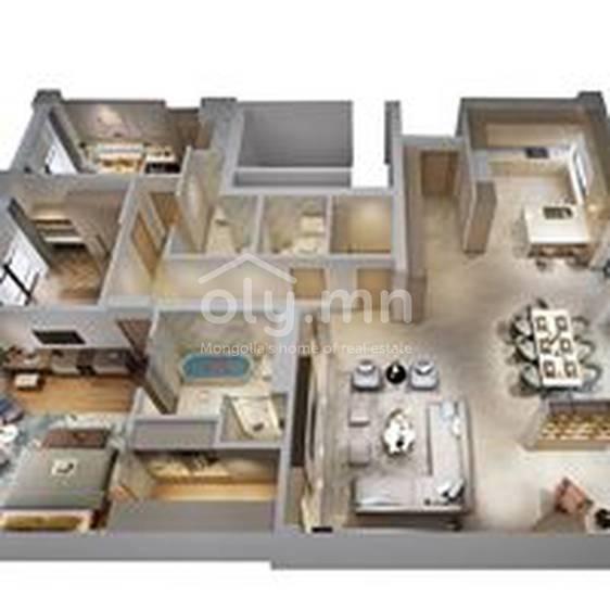 ID 82, Khoroo 11 байршилд for sale зарын residential Apartment төсөл 1