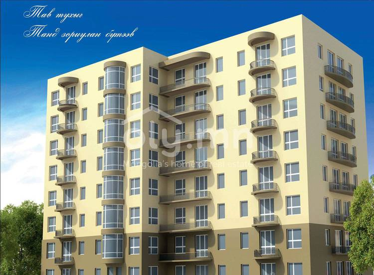 ID 206, Khoroo 11 байршилд for sale зарын ЭМ ЖИ ЭЛ АПАРТМЕНТ төсөл 1