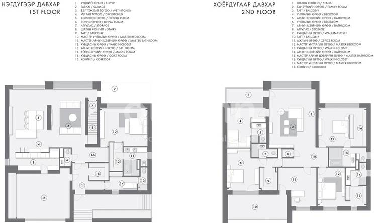 ID 127, Khoroo 7 байршилд for sale зарын residential Apartment төсөл 1