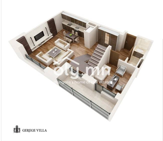 ID 363, Khoroo 11 байршилд for sale зарын residential Apartment төсөл 1