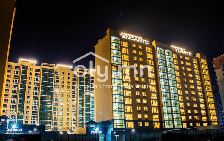 ID 587, Bayanzurkh байршилд for rent зарын residential Apartment төсөл 1