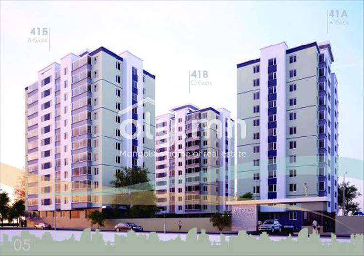ID 755, Khan Uul байршилд for rent зарын residential Apartment төсөл 1