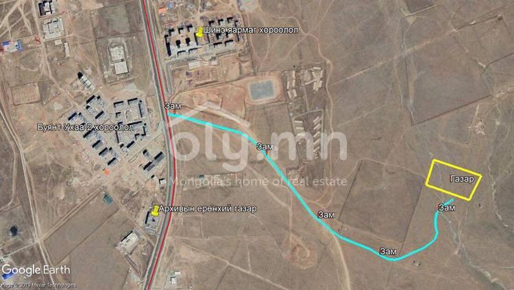 ID 1082, Khoroo 8 байршилд for sale зарын residential Land/Development төсөл 1