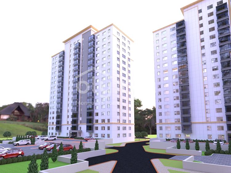 ID 1389, Khoroo 4 байршилд for sale зарын Богд Вилла хотхон төсөл 1