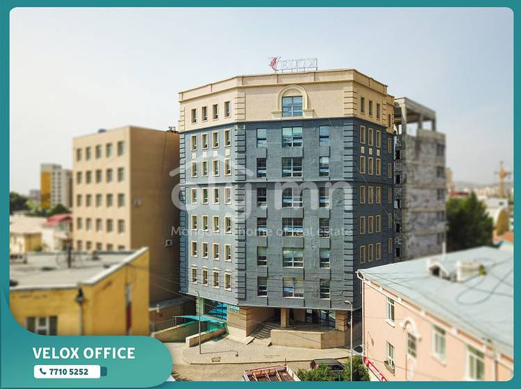 ID 1254, Khoroo 8 байршилд for sale & rent зарын Velox Office төсөл 1