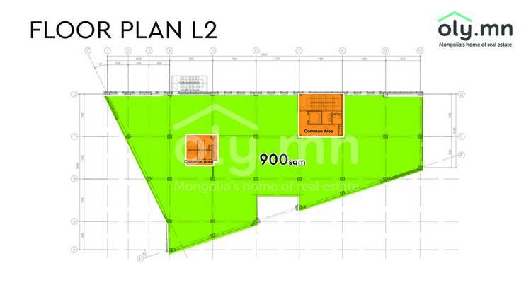 ID 1272, Khoroo 4 байршилд for sale зарын residential Offices төсөл 1