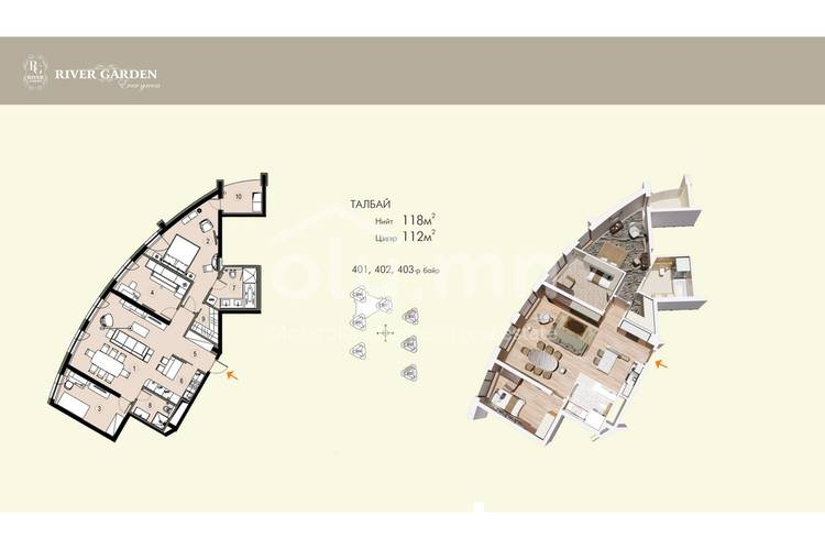 ID 160, Khoroo 11 байршилд for sale зарын residential Apartment төсөл 1