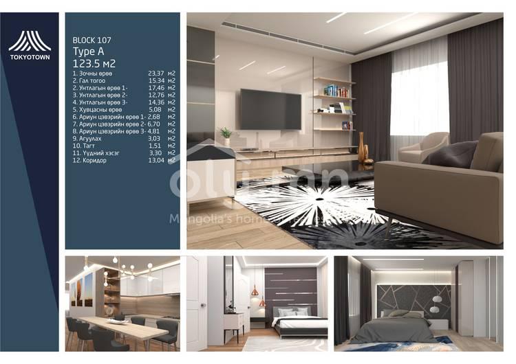 ID 1502, Khoroo 10 байршилд for sale зарын residential Apartment төсөл 1