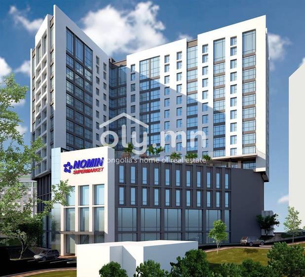 ID 1468, Khoroo 4 байршилд for sale зарын residential Apartment төсөл 1