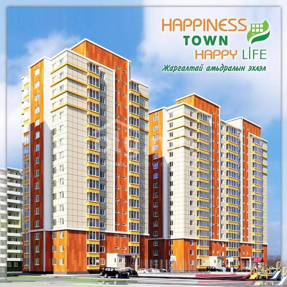 ID 1445, Khoroo 4 байршилд for sale зарын residential Apartment төсөл 1