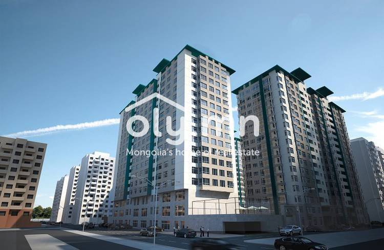 ID 2007, Khoroo 26 байршилд for sale зарын residential Apartment төсөл 1