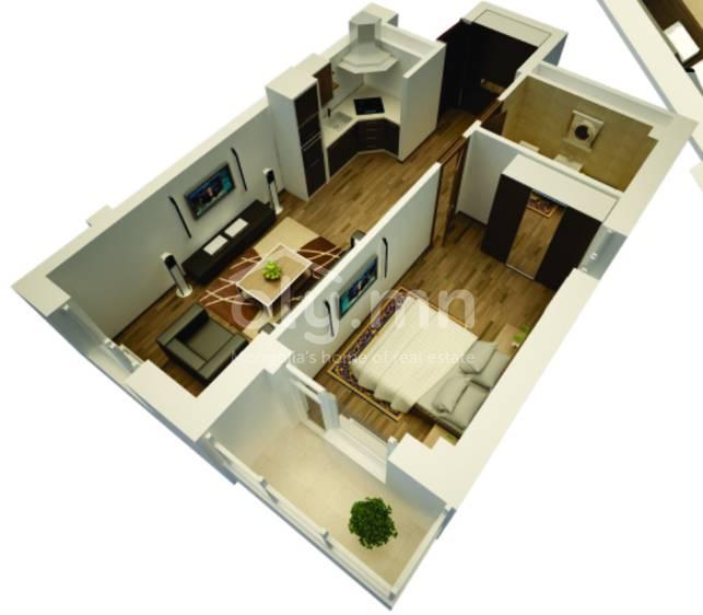 ID 1759, Khoroo 6 байршилд for sale зарын residential Apartment төсөл 1