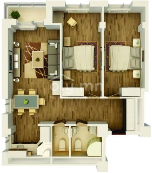 ID 1765, Khoroo 6 байршилд for sale зарын residential Apartment төсөл 1