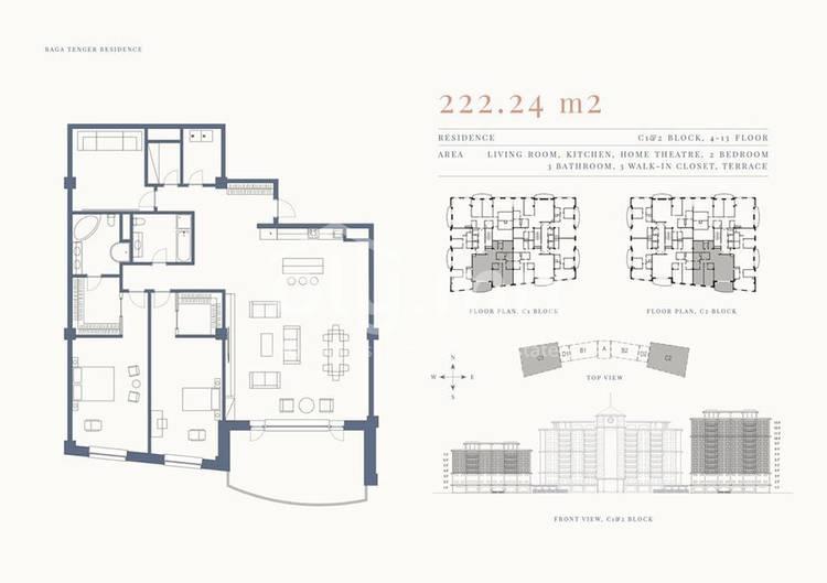 ID 1345, Khoroo 11 байршилд for rent зарын residential Apartment төсөл 1