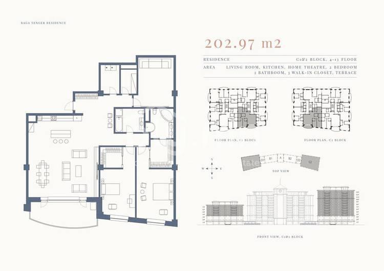 ID 1343, Khoroo 11 байршилд for rent зарын residential Apartment төсөл 1
