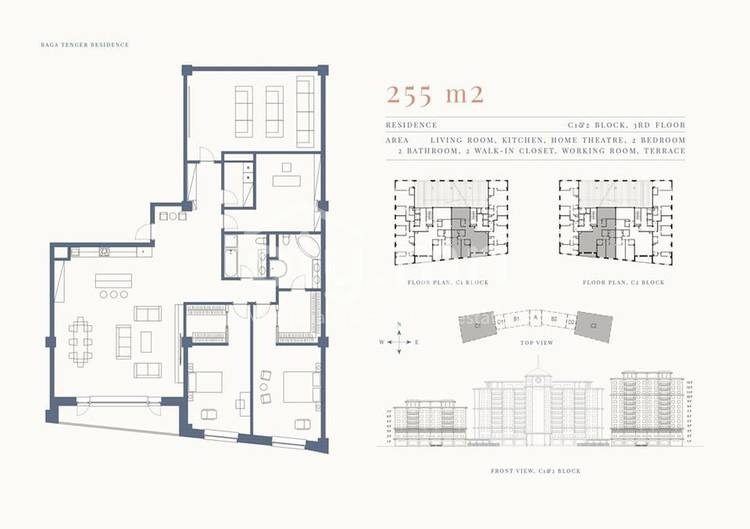 ID 1349, Khoroo 11 байршилд for rent зарын residential Apartment төсөл 1