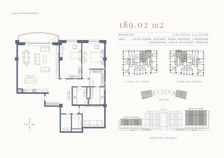 ID 1341, Khoroo 11 байршилд for rent зарын residential Apartment төсөл 1
