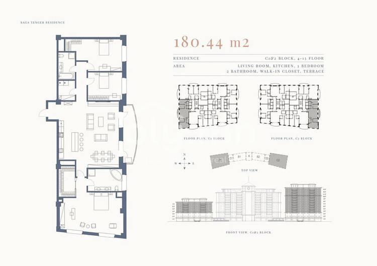ID 1347, Khoroo 11 байршилд for rent зарын residential Apartment төсөл 1