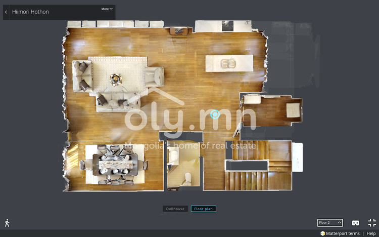 ID 1678, Khoroo 11 байршилд for rent зарын residential House төсөл 1