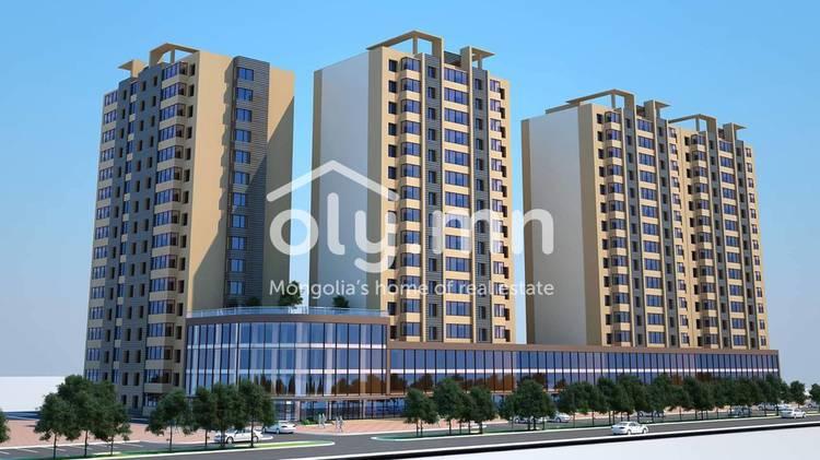 ID 1127, Khoroo 20 байршилд for sale зарын residential Apartment төсөл 1
