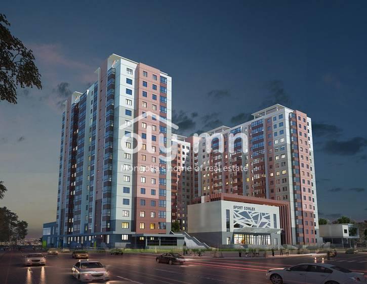 ID 2153, Bayangol байршилд for sale зарын residential Apartment төсөл 1