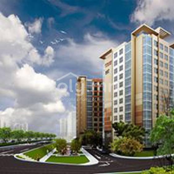 ID 2175, Khoroo 10 байршилд for rent зарын Пирамид апартмент төсөл 1