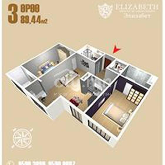 ID 2337, Khoroo 26 байршилд for sale зарын residential Apartment төсөл 1