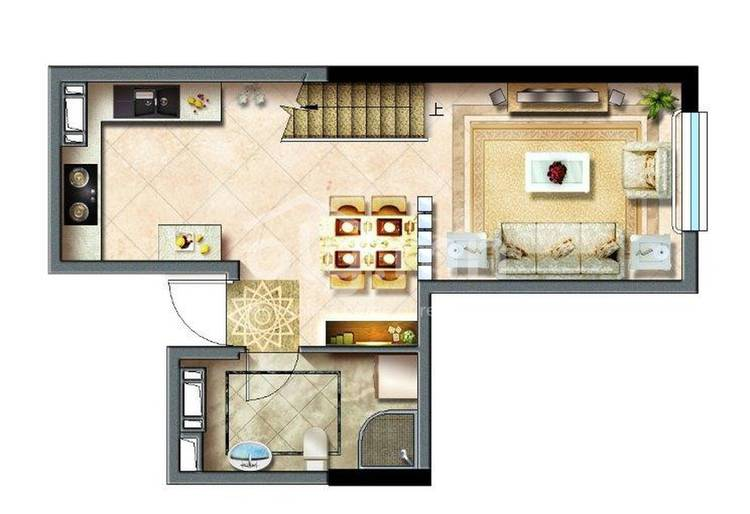 ID 2338, Khoroo 26 байршилд for sale зарын residential Apartment төсөл 1