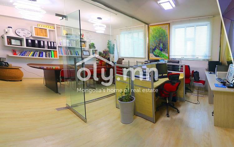 ID 2434, Chingeltei байршилд for sale зарын commercial Offices төсөл 1