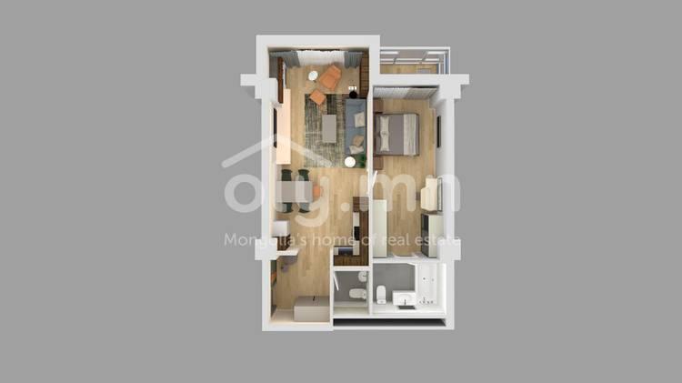 ID 2526, Khoroo 3 байршилд for sale зарын residential Apartment төсөл 1