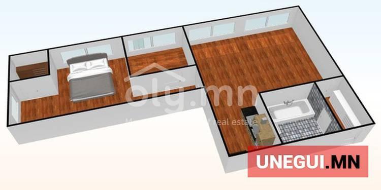 ID 2606, Khoroo 11 байршилд for sale зарын residential Apartment төсөл 1